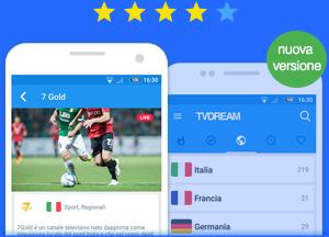 TVdream per Android